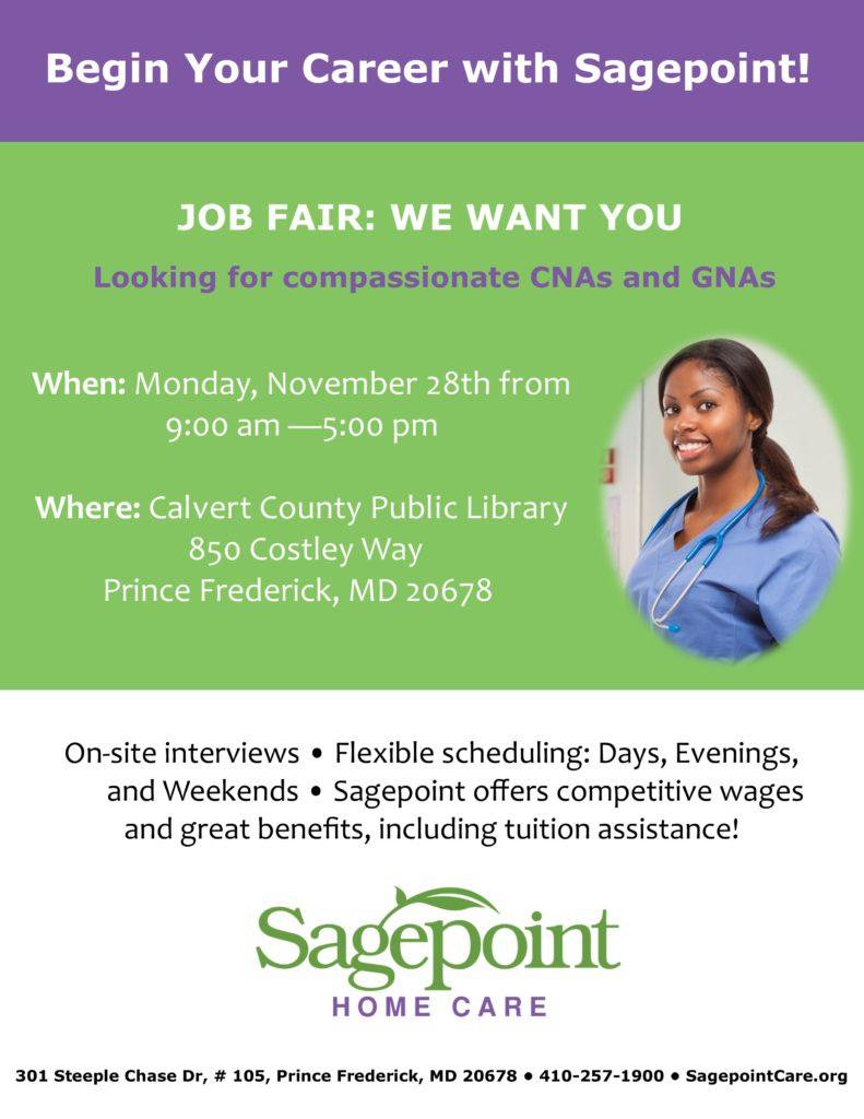 Home Care Job Fair