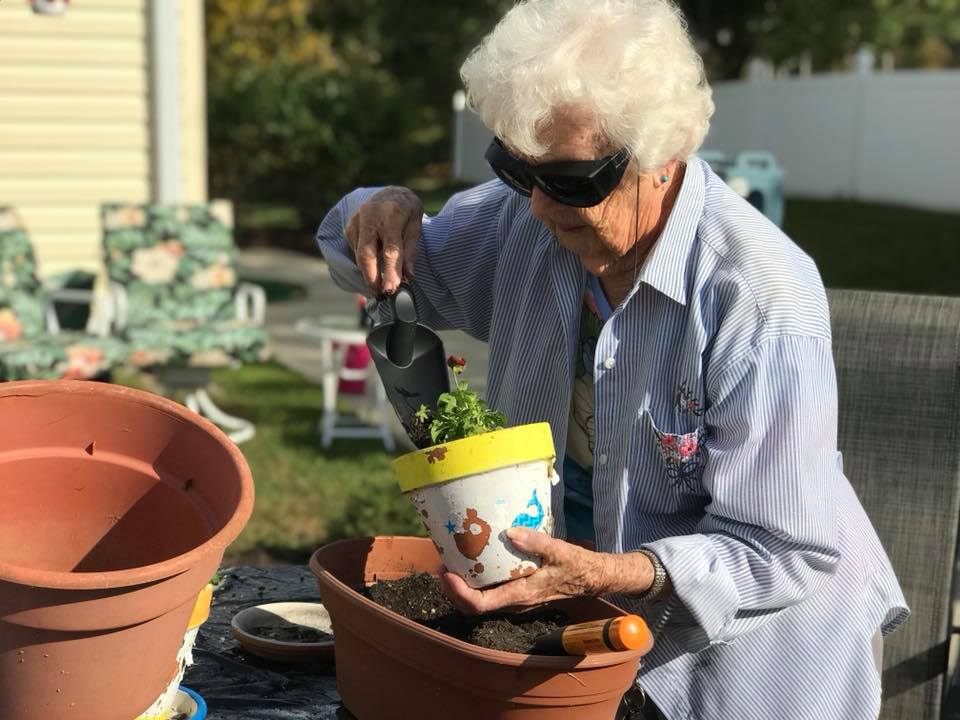 Resident Awarded 500 Beautification Grant For Sagepoint